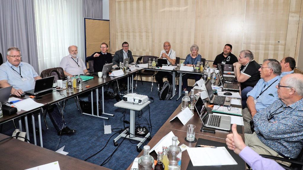 EMC Committee meeting in Vienna 2019