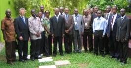 Delegates at Abidjan ADP