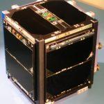 FUNcubeFM satellite