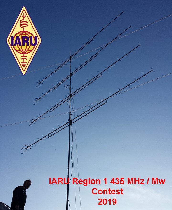 Provisional results IARU R1 UHF/Mw Contest