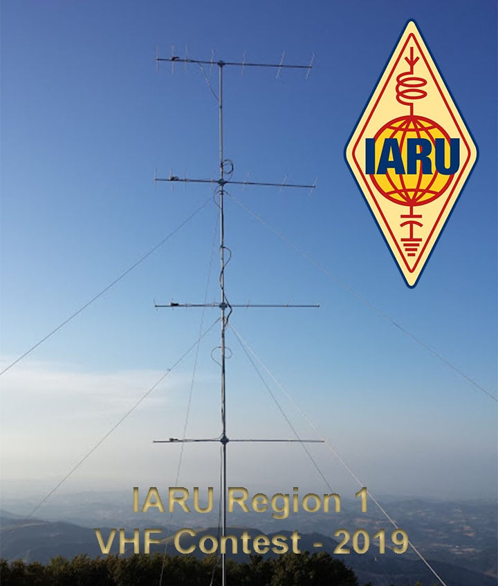 Provisional results IARU R1 VHF Contest