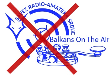 Cancelled — Balkans On The Air