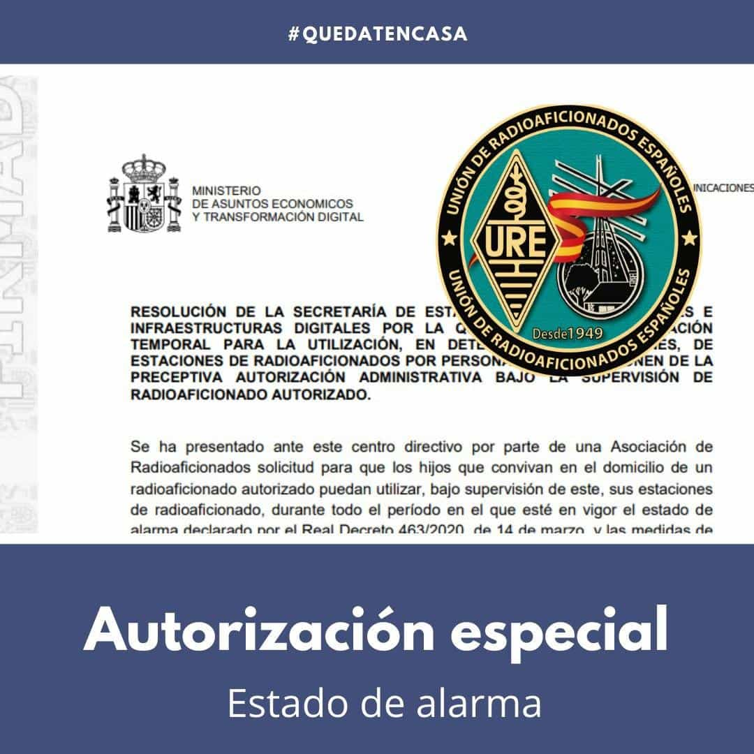 Special Authorization in Spain