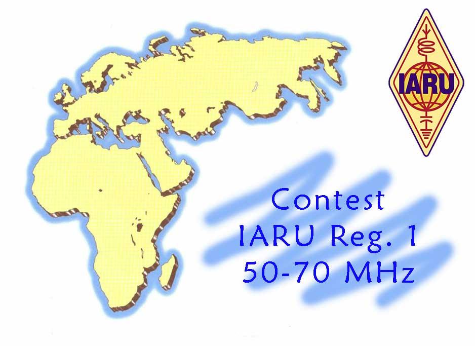 Contest IARU Reg. 150–70 MHz