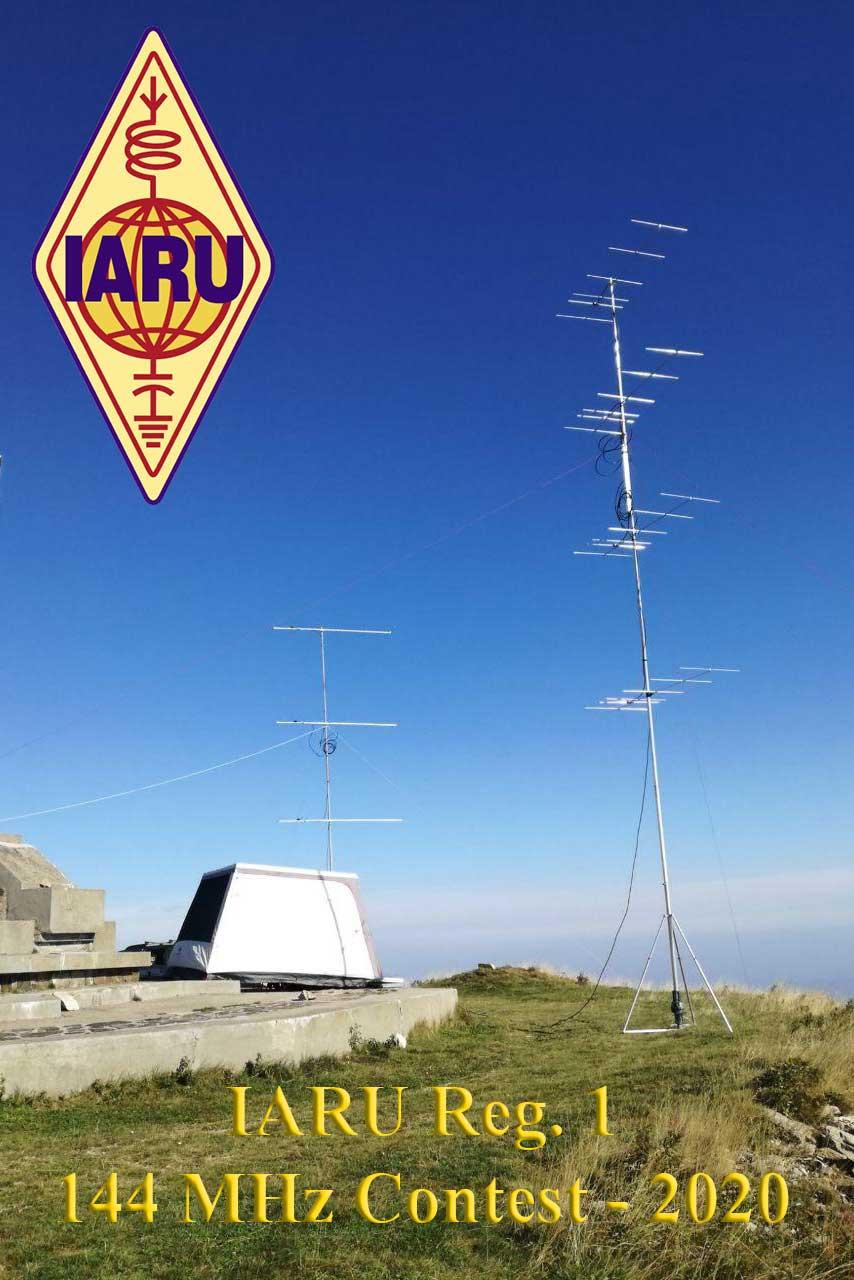 Provisional results IARU R1 VHF Contest