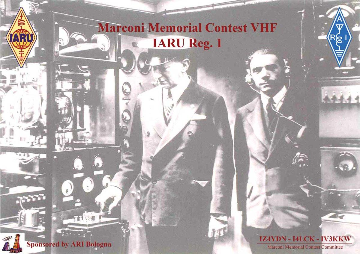 Marconi Memorial VHF CW Contest