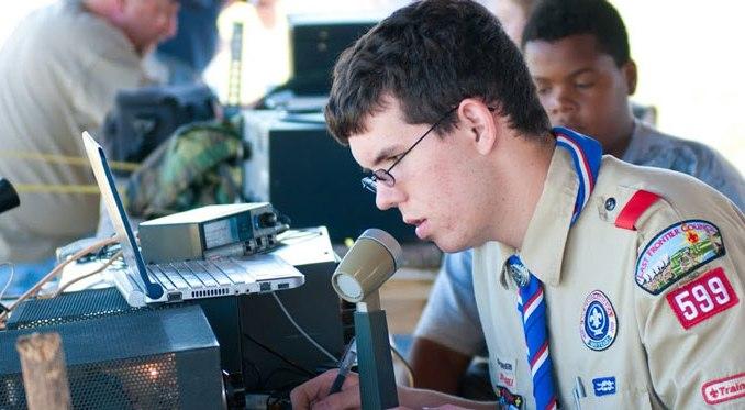 "YOTA Online – Session #11 ""JOTA—Scouts in Hamradio"""
