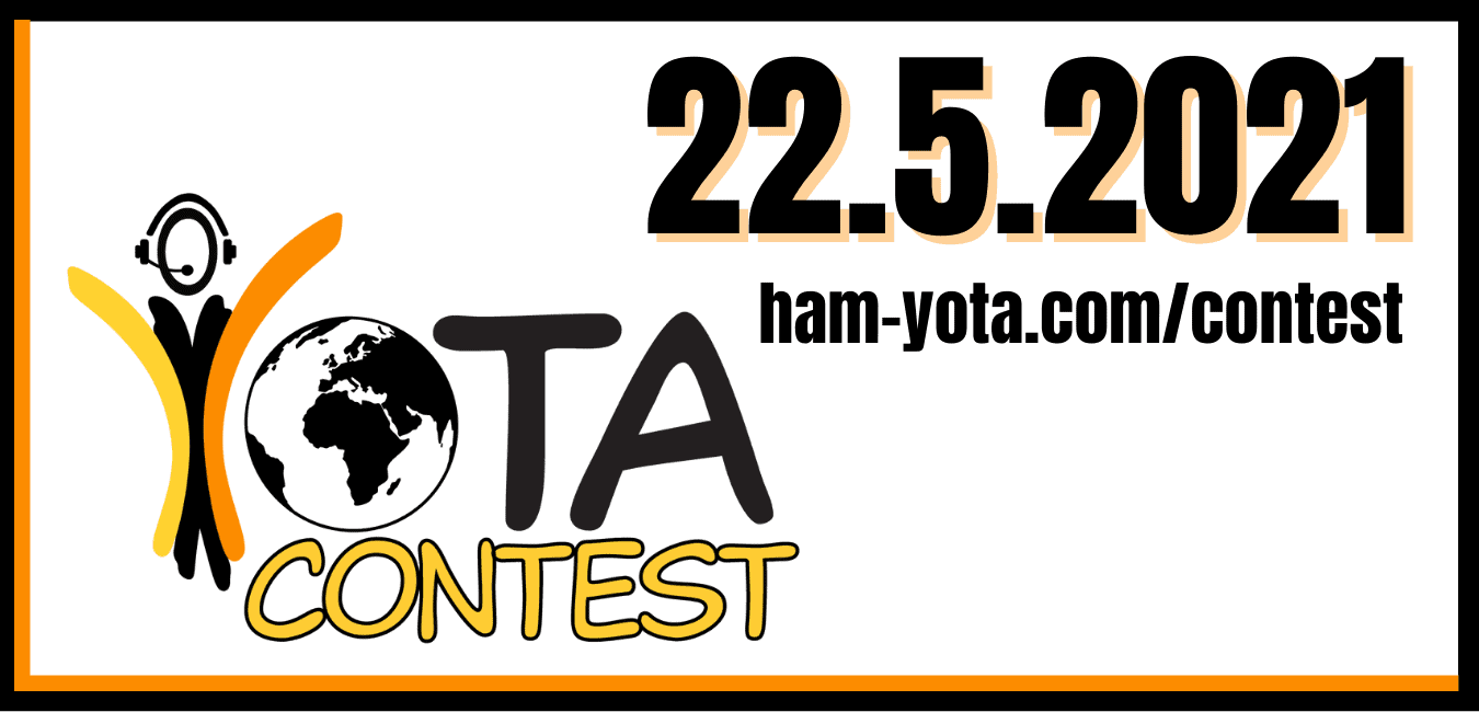 UPCOMING: YOTA Contest—22nd May2021