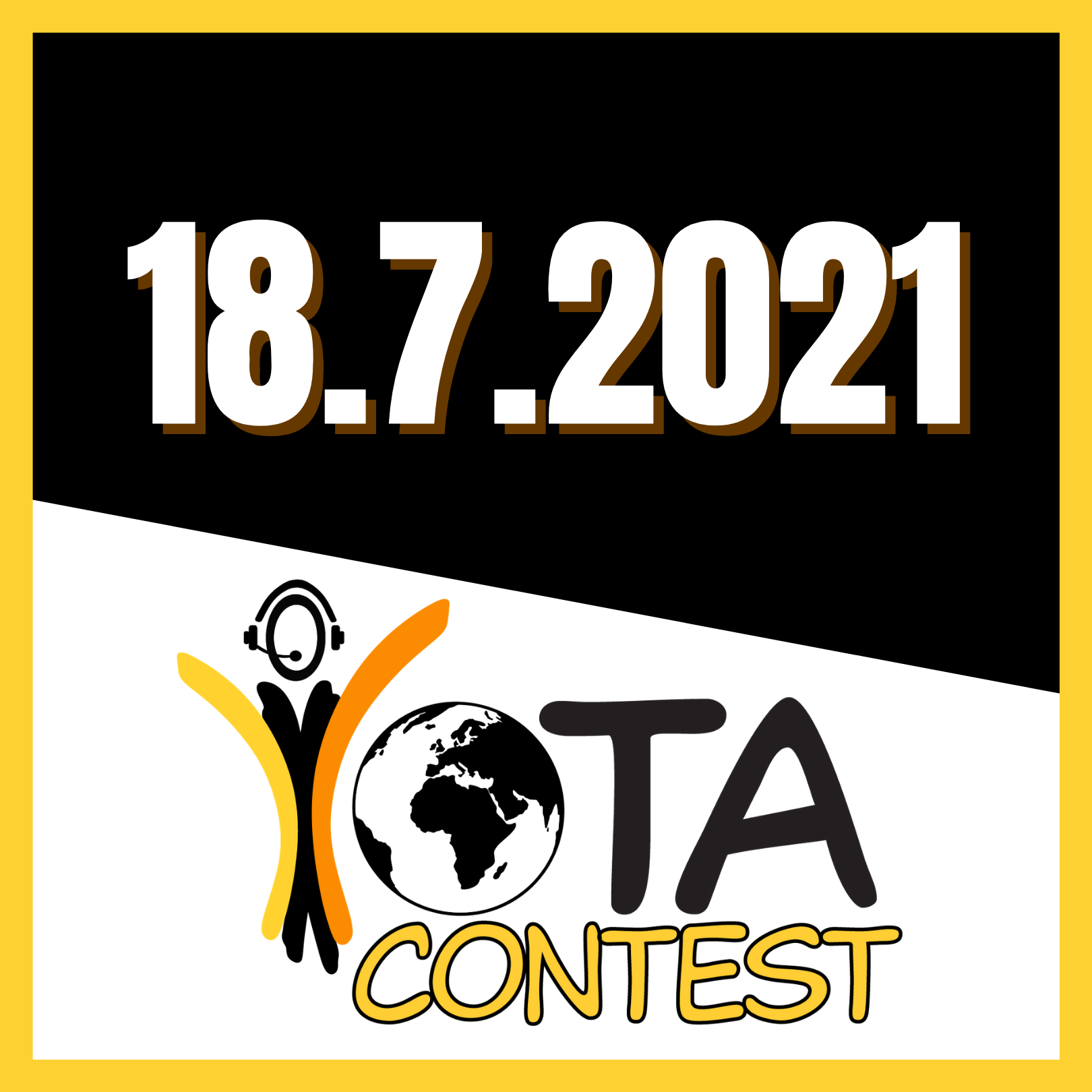 UPCOMING: YOTA Contest – 18th July2021