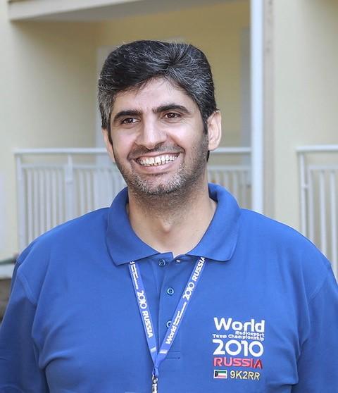 Faisal Alajmi, 9K2RRSK