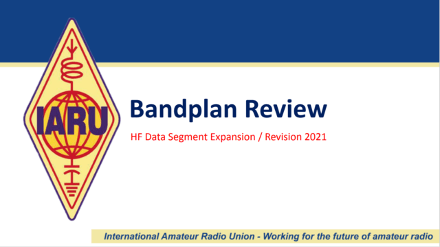 HF Band Plan Review