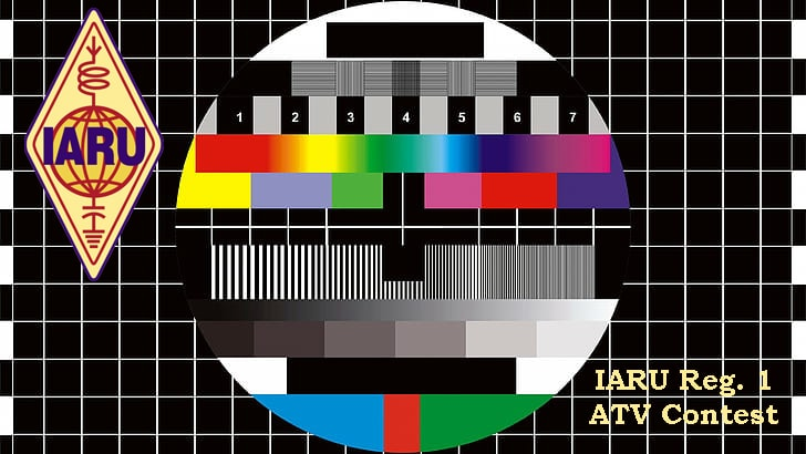 IARU Region 1ATV Contest 2021 Results